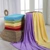 Comfortable Beautiful Coral Fleece Fabric Bedspread