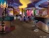 Commercial casino carpet