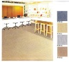 Commercial office carpet tiles