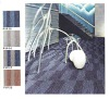 Commercial pp or nylon carpet tiles
