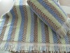 Cotton Jacquard Yarn-dyed Bath Towel