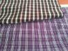 Cotton Stripe Fabric Shirts fabric Oxford fabric Stock fabric