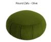 Cotton Zafu cushions
