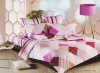 Cotton reactive printing bedding set