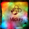 Cozy Cuddler Lighted pillow with the LED light