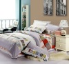 Creative sky fashion fall bedding set, hot king 2011