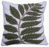 Creweled Cushion Cover