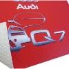 Custom durable floor mats