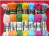 DMC thread.100% cotton thread.cross stitch floss.8m skeins. Cross stitch threads.Friendship bracelet thread