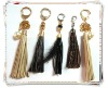 Decorative Leather Tassels For bag,key ....