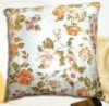 Delicate Design Printing Canvas  Cushion