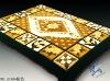 Design Mink Bedding flower Blanket King size 2 ply