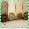 Discounted 100% cotton bath towels