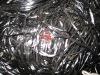 Disorderly carbon fiber