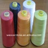 Dyed Yarn for Sewing Thread