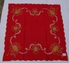EMBROIDERED CHEAP PATTERN table cloth