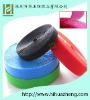 Eco-friendly 100%nylon colorful velcro tapes