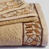 Elegance 100% cotton bath towels