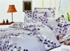 Elegance printed 4pcs bedding set