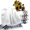 Elegant 100% Cotton Hand Towel
