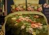 Elegant 100% cotton reactive printed bedding sets