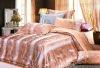 Elegant Polyester/cotton jacquard sheet sets