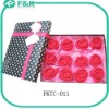 Elegant Rose Cake Towel With Giftbox