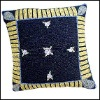 Embroidary Beaded Cushion Cover