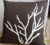 Embroider  cushion
