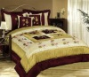 Embroidery Comforter Set