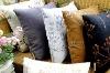 Embroidery chenille sofa cushion(OYHGC207)
