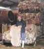 English Machine Shorn Lamb Skin for Doubleface