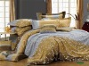 Enviromental scene 100% cotton printed bedding