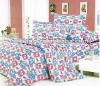 (Espanol)Ropas de cama cotton 100% de (con una impresa que ofrece una sensacion de suavidad como la piel de melocoton)
