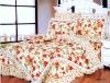 European style 100% cotton printed sheet set