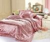 Extraordinary splendour tencel  bedding  set for wedding XY-S048