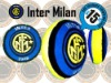 F.C Internazionale Milano Logo Cushion