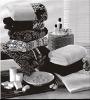 FANCY DESIGNER BATH TOWELS