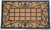 FLORAL PANAMA MOULDED MATS