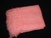 Fancy yarn dyed throw