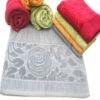 Fashion 100% cotton face towel (manufacturer)