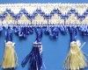 Fashion Curtain Lace/Fringe Lace/Lace in curtains