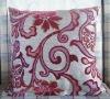 Fashion Cushion, Silk Fabric Cushion, Home Textile
