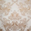 Fashion Polyester Textile Wallpaper For Home Decor
