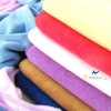Fashion Solid Color Microfiber Towel