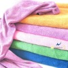 Fashion Solid Color Towel