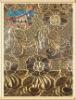 Fashion embroidered lace OG0026