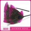 Fashion holiday decorative feather pad