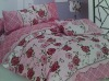 Fashion printed bed sheet sets