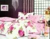 Fashion printed bed sheet sets